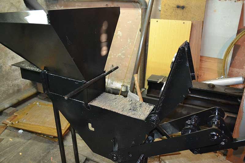 Оборудование для производства стеклопластиковой арматуры цена 345 000руб.