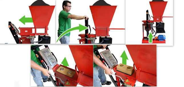 Производство кирпича в домашних условиях оборудование