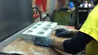 Лего машина prior. оборудование для бизнеса. заливка, свяжка, ремонт пола