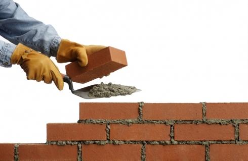 Как построить кирпичный дом своими руками – фото и видео
