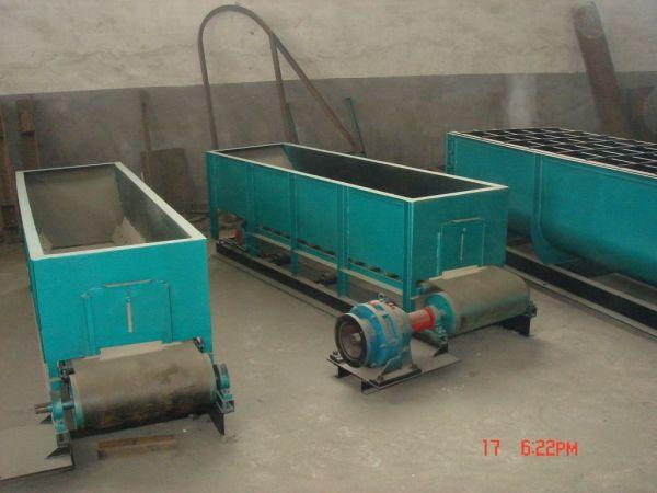Линия по производству кирпича из глины