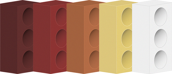 Технология изготовления кирпича ооо взок - производство кирпича, кирпичный завод, облицовочный кирпич, кирпич лицевой, кирпич силикатный, кирпич пустотелый, белый, желтый, красный, оранжевый, коричневый кирпичи