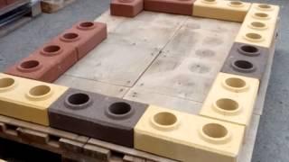 Лего кирпич leco полезные советы. заливка, свяжка, ремонт пола