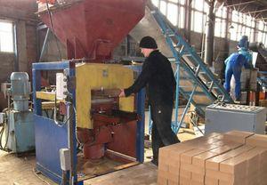 Оборудование для производства гиперпрессованного кирпича: цена, купить оборудование для производства гиперпрессованного облицовочного кирпича